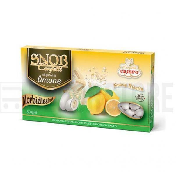 crispo confetti crispo limone - snob 500 gr
