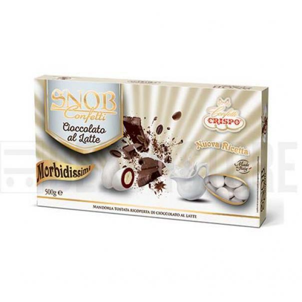 crispo confetti crispo latte - snob 500 gr