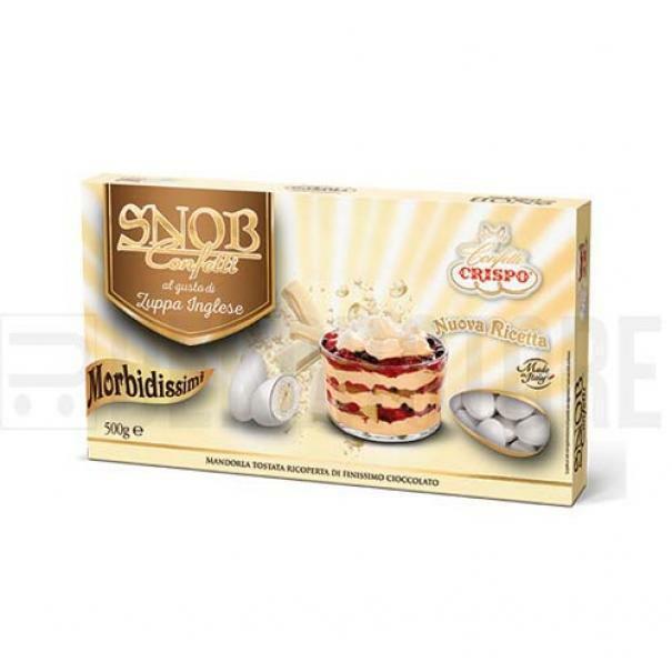 crispo confetti crispo zuppa inglese - snob 500 gr