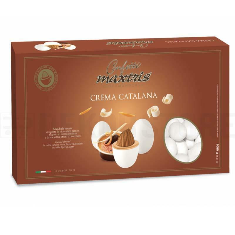 maxtris confetti maxtris crema catalana - 1 kg