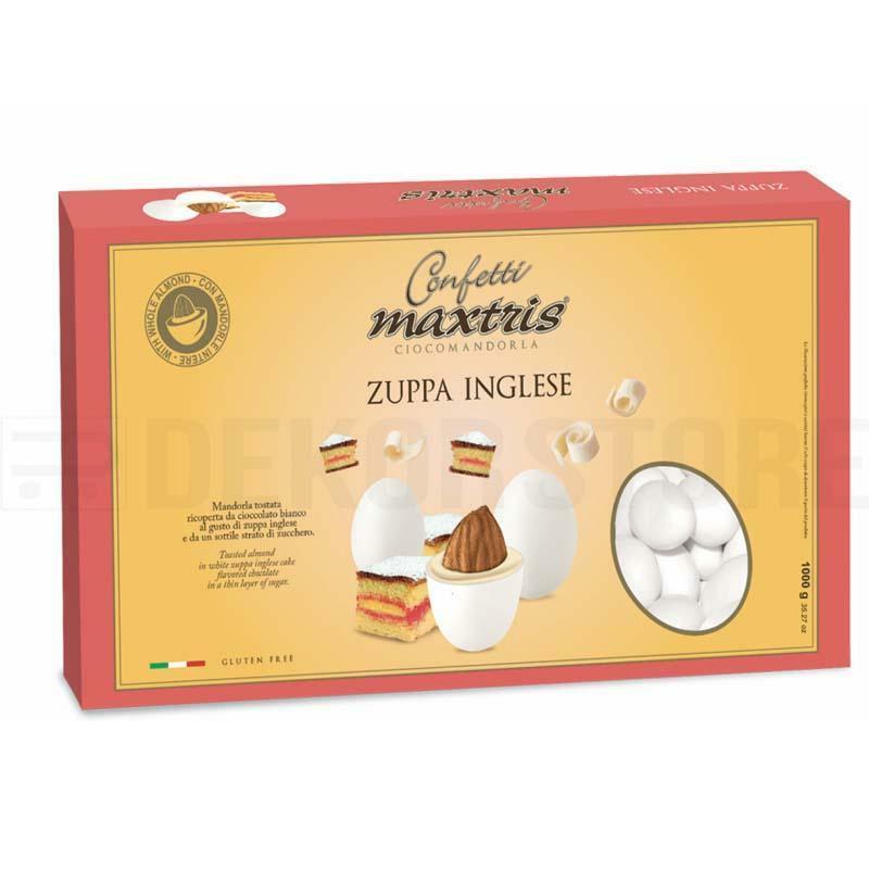 maxtris confetti maxtris zuppa inglese - 1 kg