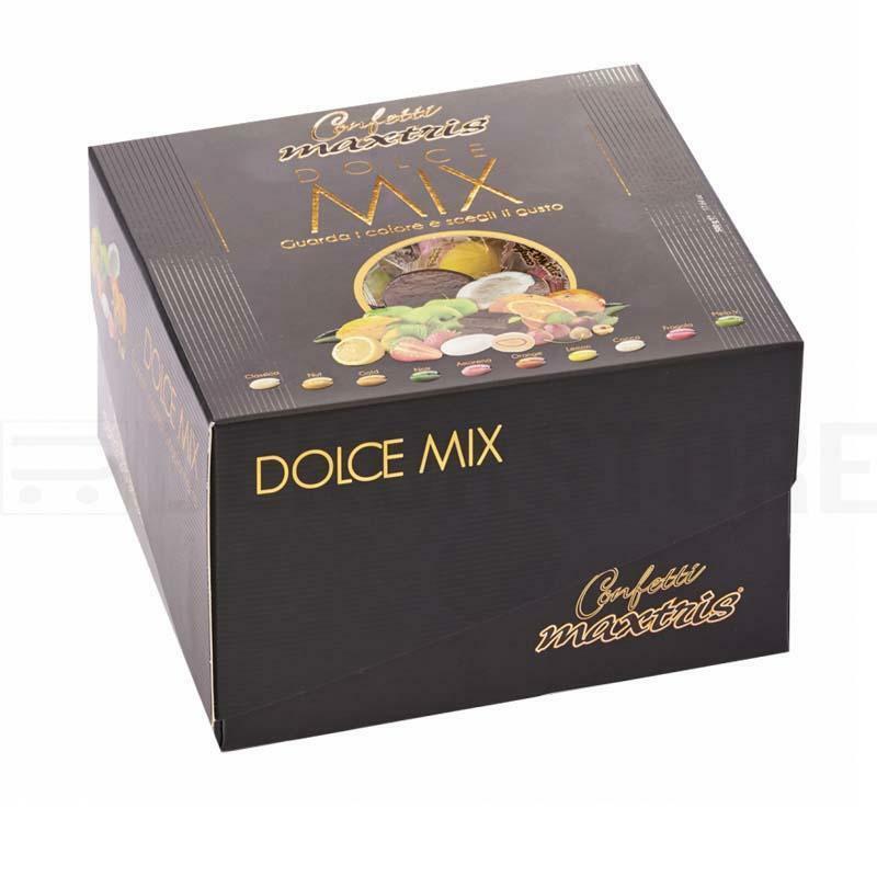 maxtris maxtris dolce mix vassoio - confetti  (500gr)