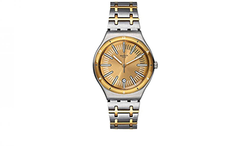 the swatch group orologio unisex acciaio the swatch