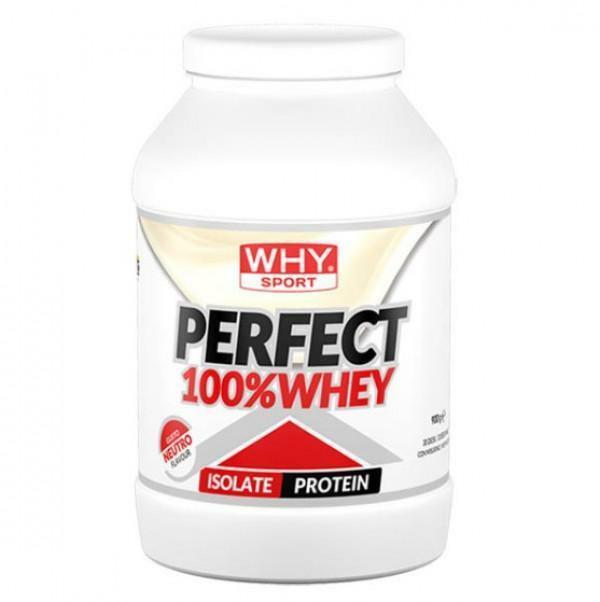 biovita group perfect 100% whey - scadenza 10/21 - proteine isolate del siero del latte gusto neutro - 900g
