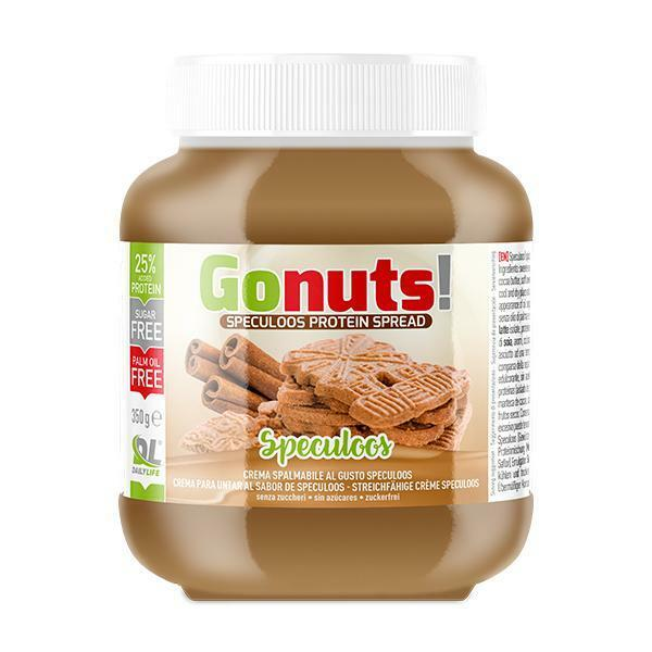 daily life gonuts! speculoos - crema spalmabile gusto speculoos - 350g
