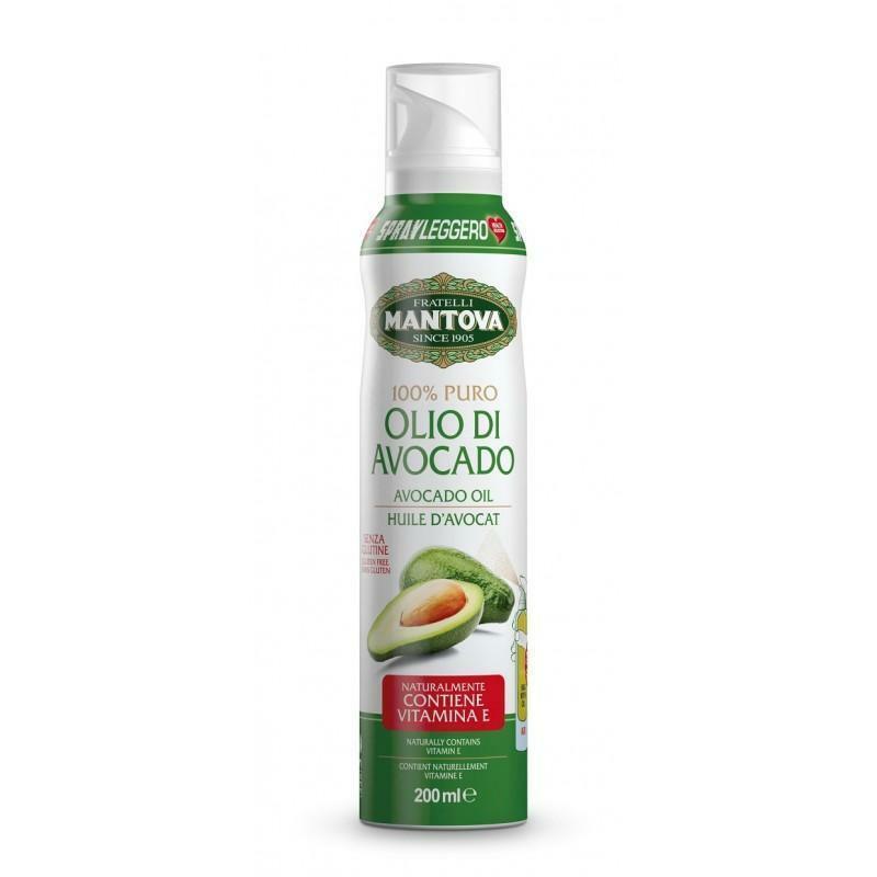spray leggero spray leggero - olio spray di avocado - 200 ml
