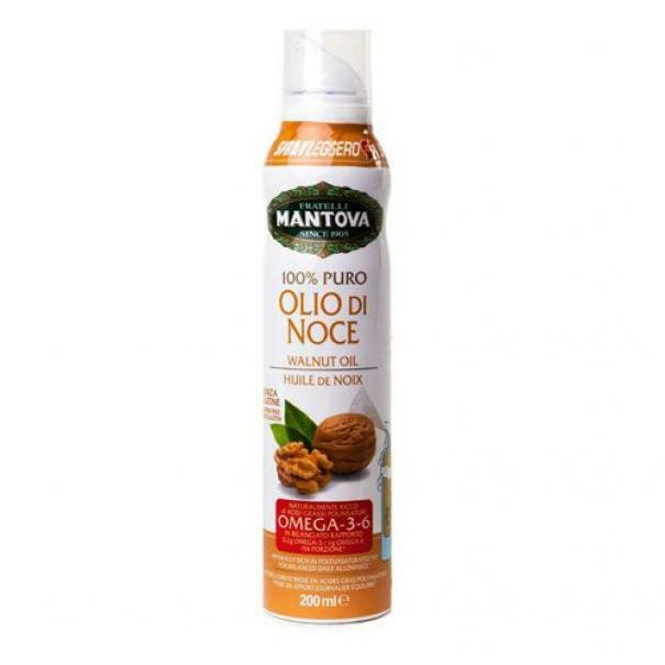 spray leggero spray leggero - olio spray di noce - 200ml