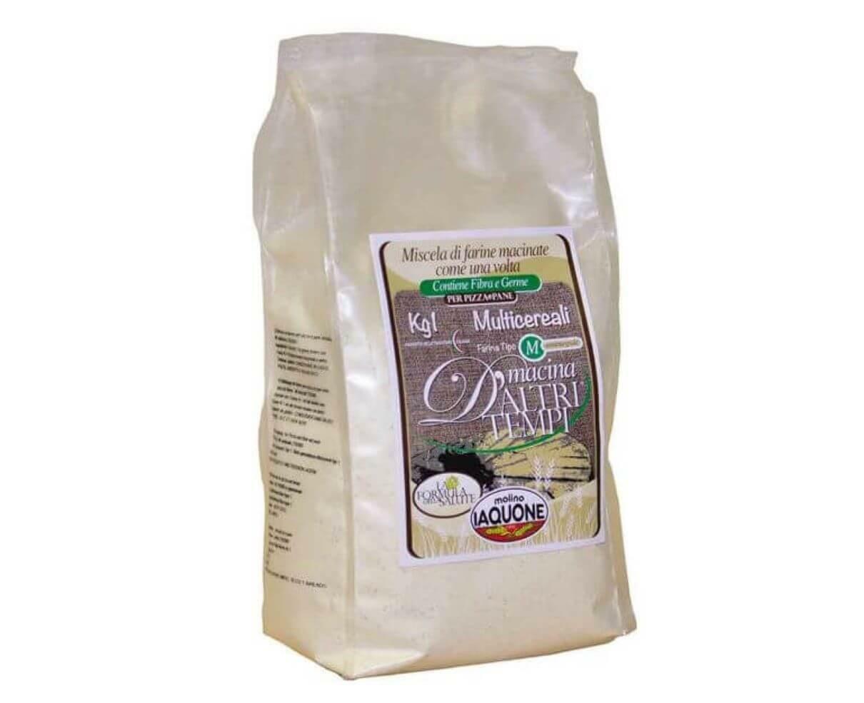 molino iaquone molino iaquone - farina semintegrale tipo 1 - 1 kg