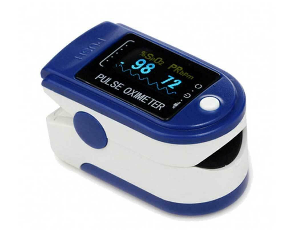 medel medel - pulsossimetro per calcolo della saturazione dell'ossigeno