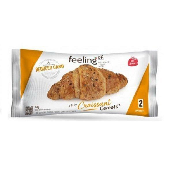 feeling ok feeling ok -2 optimize - salty croissant cereals - 50 gr