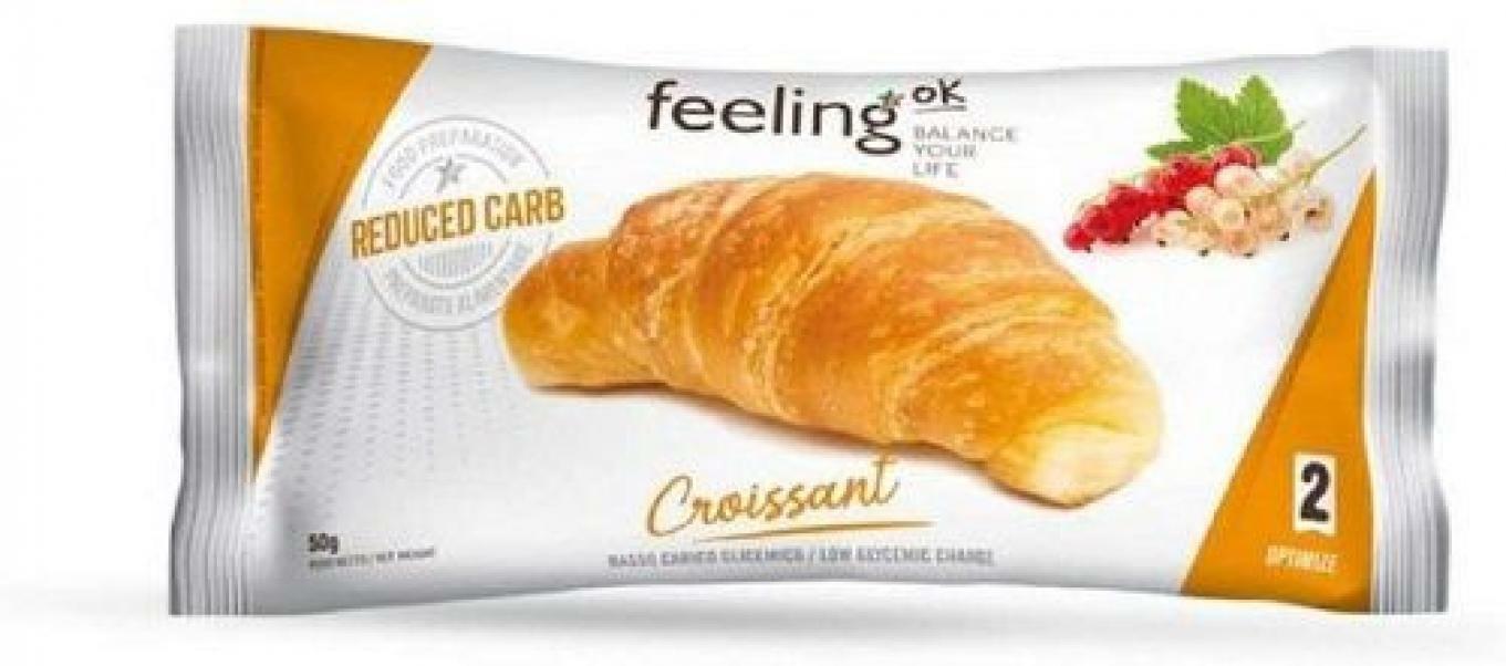 feeling ok feeling ok -2 optimize - croissant con edulcoranti - 50 gr
