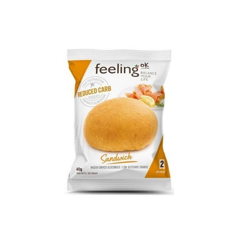 feeling ok feeling ok- sandwich linea optimize - 40 g