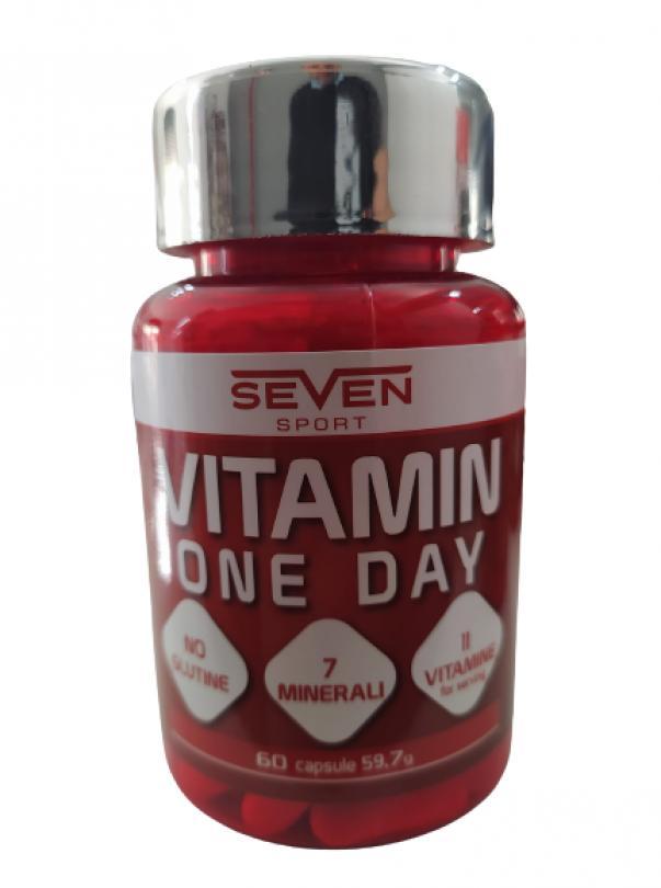 bio extreme seven sport- vitamin one day - 60 cpr