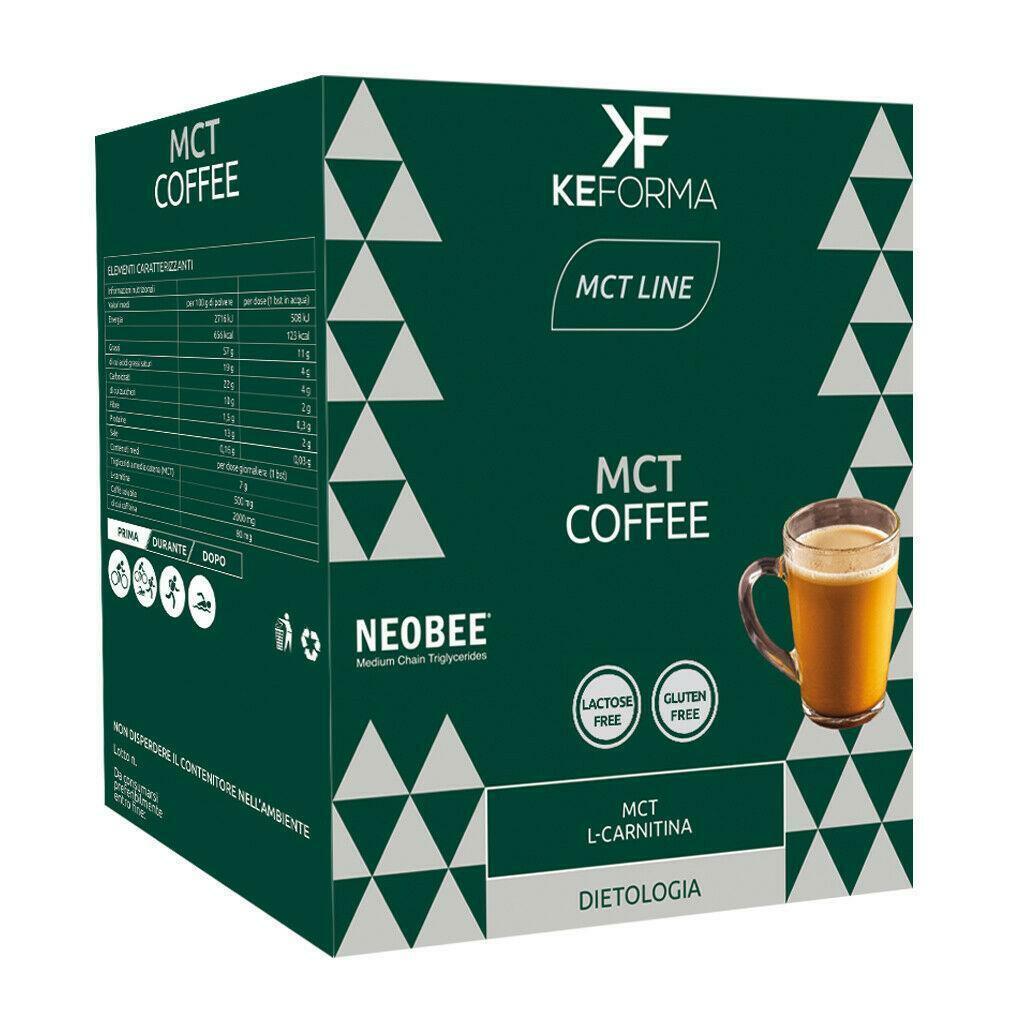 keforma mct coffe - bustina da 18,7 g