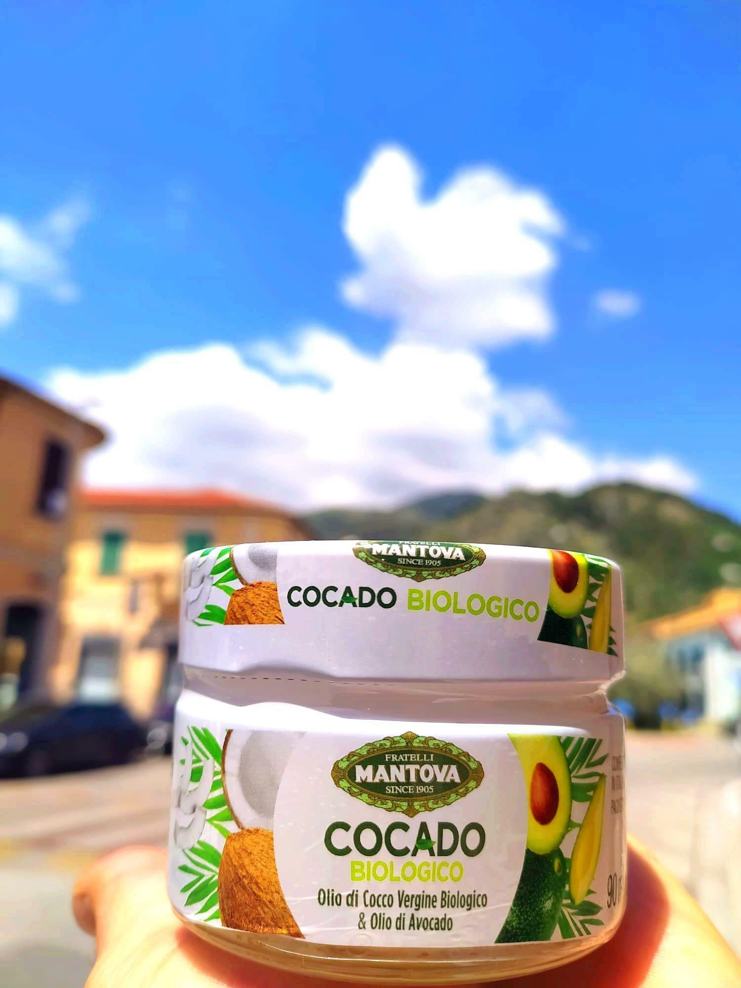 fratelli mantova cocado  biologico - olio di cocco vergine biologico & olio di avocado -  ml