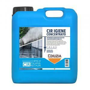 cir chimica italiana resrauri detergente cir igiene concentrato 5 lt cod.1cr421l5