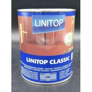 bulova vernice finitura linitop classic 270 bianco 5 lt. cod.22l07000