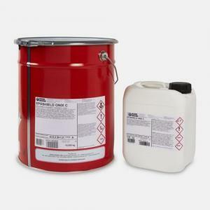 nord resine kit eposhield onix c bicomponente a+b 6,5 kg resina trasparente colabile da inglobamento alti spessori
