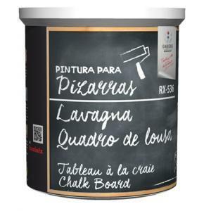 bulova rualaix rx-536 pittura lavagna nera 0.75 lt.