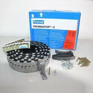 promat promastop unicollar 2250 x 50 x 12 mm cod.113009/49060collare antifuoco