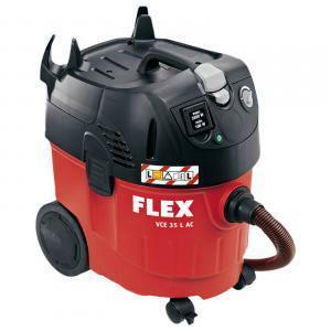flex aspiratutto vce 33 litri  230 v 1400 watt 4500 lt/min.
