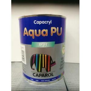 caparol capacryl aqua pu matt base 1/w 0,96 litri smalto bianco opaco