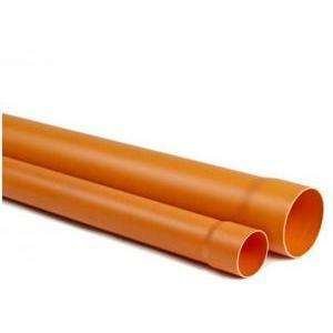 aso tubo super per scarico fognature 3 ml diametro 100