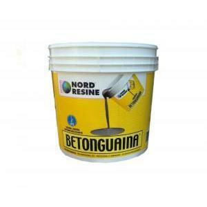 nord resine betonguaina componente a + componente b 20 kg guaina liquida bicomponente