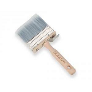 bulova plafoncino silver inox 3x10 indicato per idropitture, vernici all'acqua, smalti all'acqua, superfici lisce