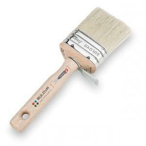 bulova pennellessa xpaint s.16 inox 40x15 mista universale per prodotti all'acqua e al solvente