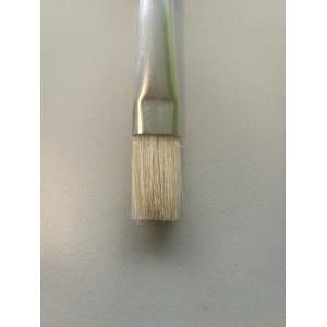 bulova pennello belle arti cinese punta piatta n. 6