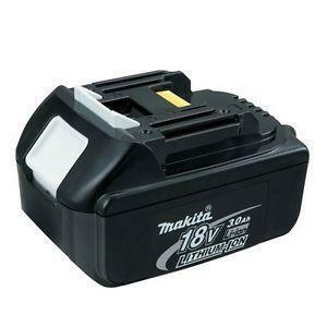 makita batteria li-ion 18v bl1830 codice 193533-3