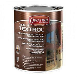 owatrol owatrol textrol trasparente 1 litro protettivo per legno opaco