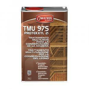 owatrol tmu 97s 1 litro. antitarlo insetticida e fungicida per il legno