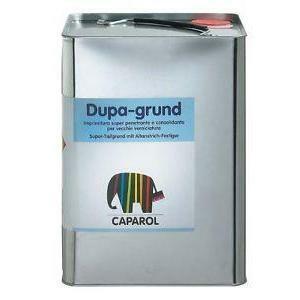 caparol caparol fondo al solvente per supporti sfarinanti dupa grund 5 lt per esterno