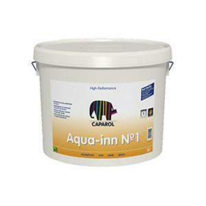 caparol caparol pittura aqua inn base 1/bianco lt 5 coprimacchia