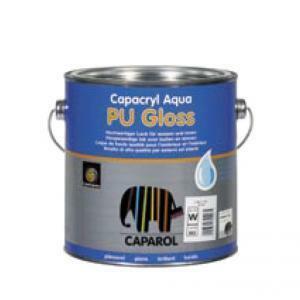 caparol caparol capacryl aqua pu gloss bianco 2,5 ltsmalto fer ferro