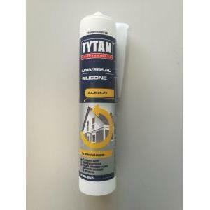 tytan professional tytan professional silicone universale trasparente acetico 280 ml