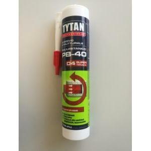 tytan professional tytan professional adesivo strutturale poliuretanico pb-40 310 ml