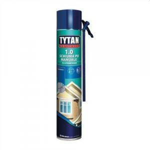 tytan professional schiuma poliuretanica universale manuale 750 ml