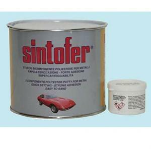 sintolit stucco sintolit per il ferro 750 ml + induritore