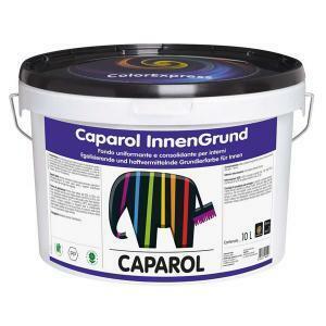 caparol caparol fondo innengrund base 1/bianco 10 litri