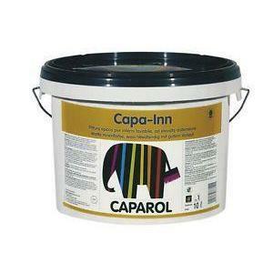 caparol caparol pittura lavabile per interni capa inn base 1/bianco 1 litro