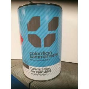 sammarinese sammarinese catalizzatore 1 lt codice 9410.0209 per prodotti epossidici