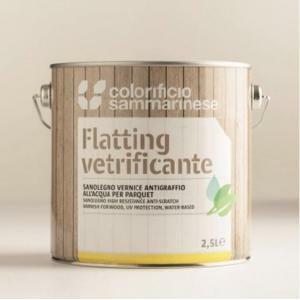 sammarinese sammarinese sanolegno parquet finitura seta 0,75 litri