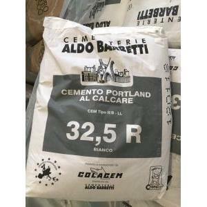 barbetti barbetti cemento 32,5 bianco 25 kg bc=40cf