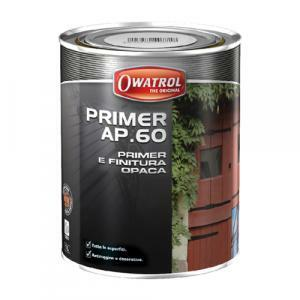 owatrol owatrol ap 60 bianco 1 litro primer anti-corrosivo penetrante