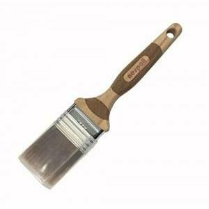 nes nes pennellessa piatta freshbox 25 mm ideale per impregnanti, indicato per superfici in legno