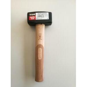 nespoli nespoli mazzetta antisfilamento 1000 grammi con manico in legno laser touch