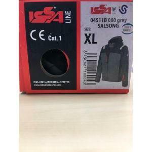 industrial starter giubbino salsong grigio taglia xl cod.04511 080